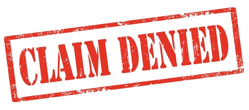 denied obstetrics and gynecology claims