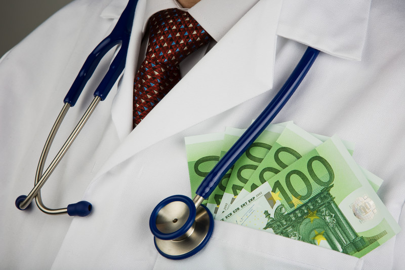 Podiatry bills flow