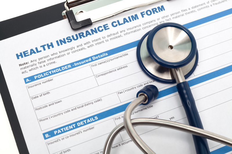 Reimbursements from insurance claims