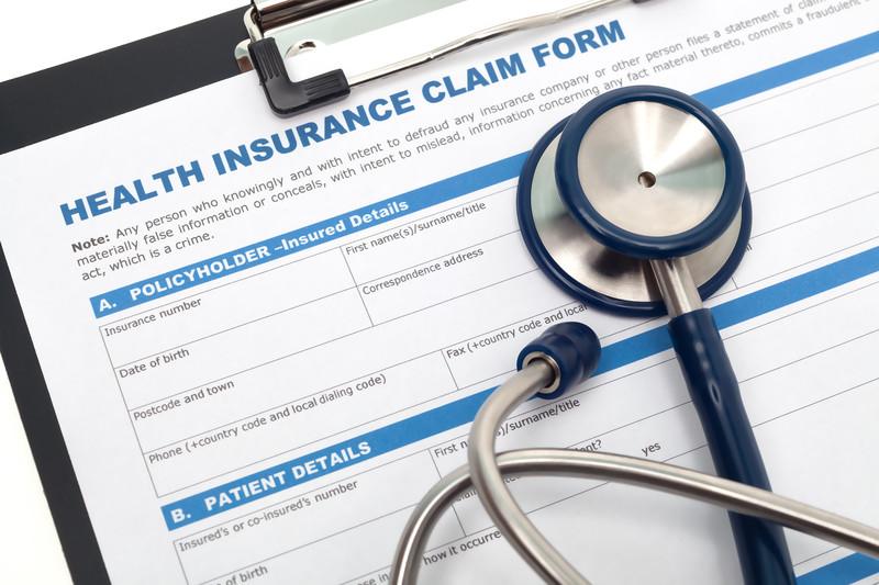 Reimbursements from insurance claims