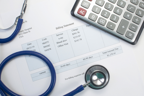 process of medical billing