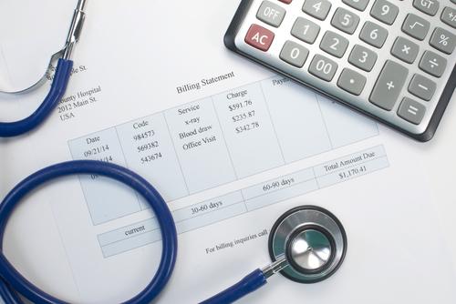 process of medical billing